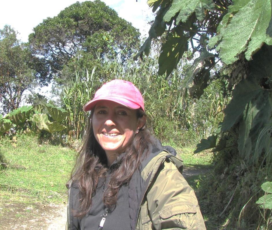 Tatiana Santander, Project Coordinator, Aves y Conservación